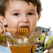 عسل صنعتی بسته بندی