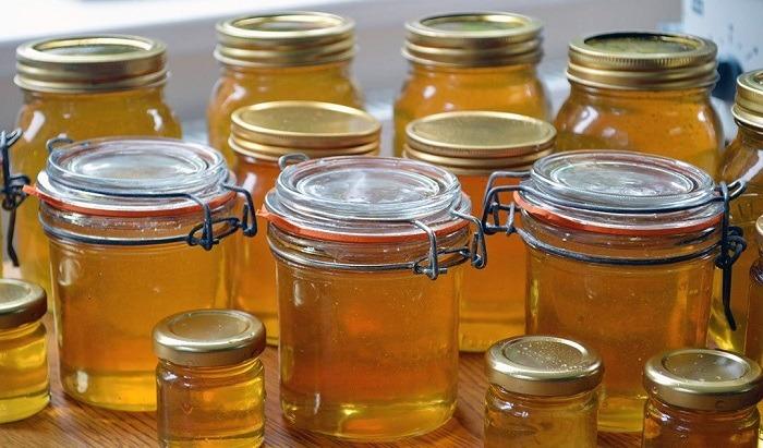 انواع عسل صنعتی
