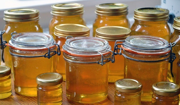 عسل خالص صادراتی